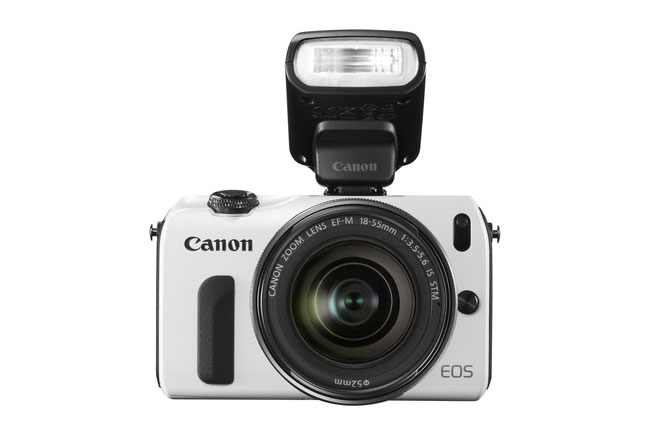 Press Release: Canon Announces Canon EOS M Mirrorless System and ...