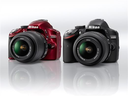 Press Release Nikon Announces Entry Level 24mp D3200 And Optional