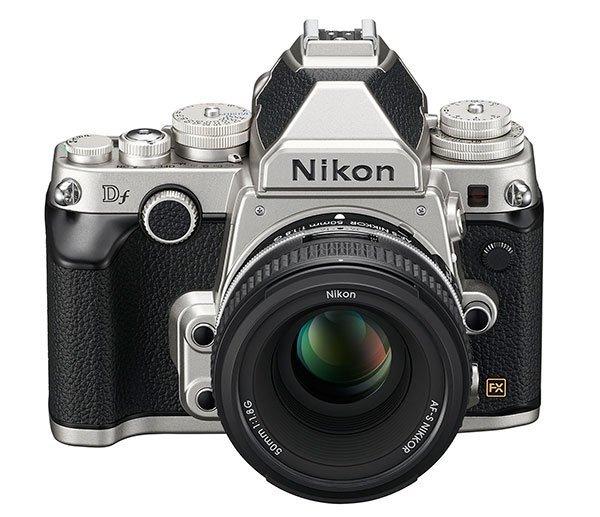 Leaked Images of Retro Nikon Df Full-Frame Camera Surfaces   1KIND ...