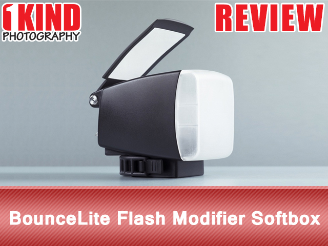BounceLite Flash Modifier Softbox