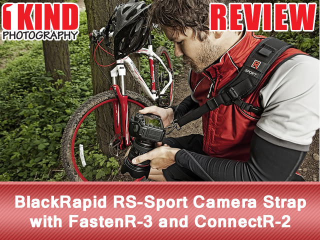BlackRapid RS-Sport Camera Strap with FastenR-3 and ConnectR-2