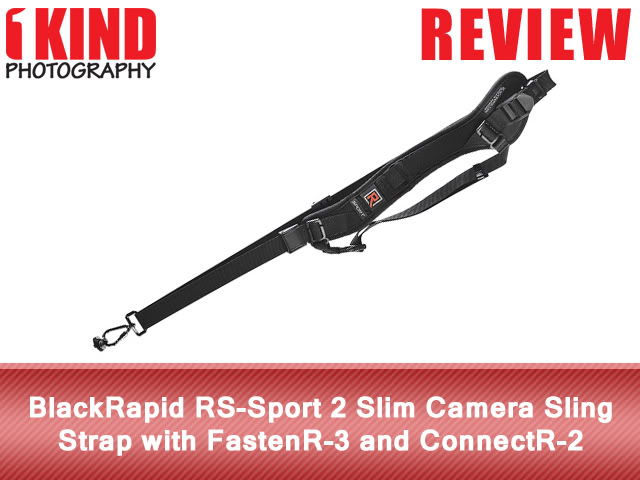 BlackRapid RS-Sport 2 Camera Strap with FastenR-3 and ConnectR-2