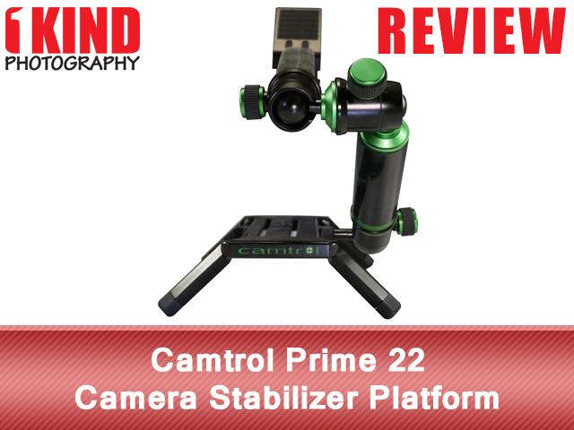 Camtrol Prime 22 Camera Stabilizer Platform