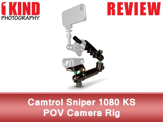 Camtrol Sniper 1080 KS POV Camera Rig