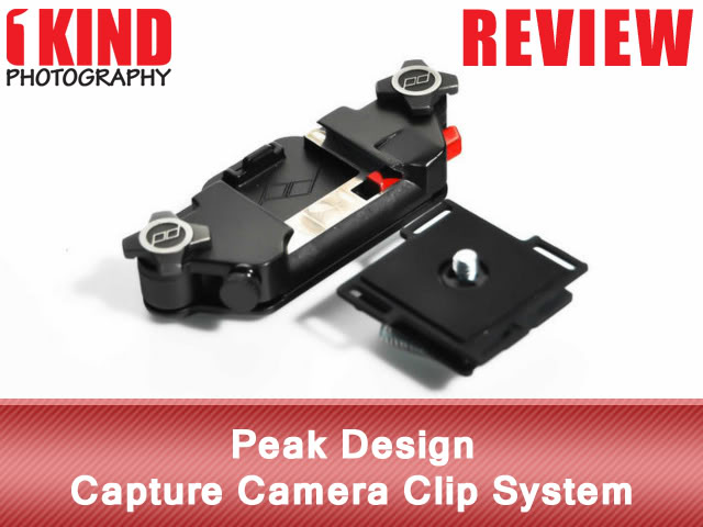 Peak Design Capture Camera Clip System
