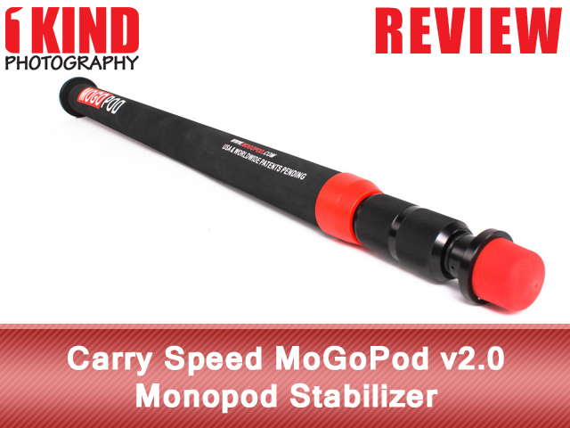 Carry Speed MoGoPod v2.0 Monopod Stabilizer