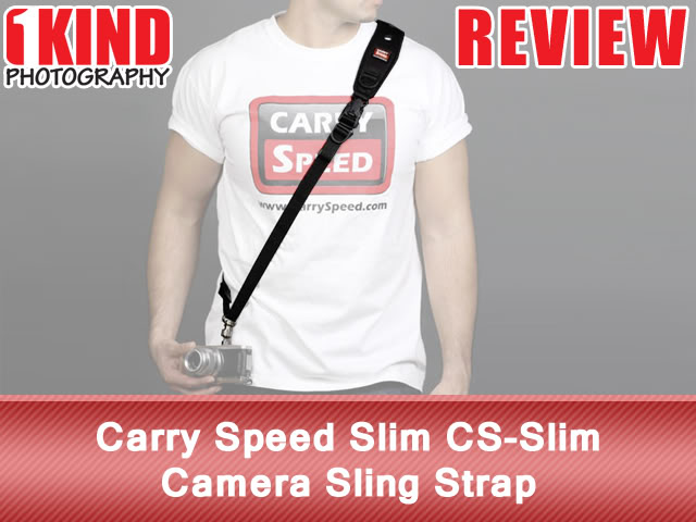Carry Speed Slim CS-Slim Camera Sling Strap