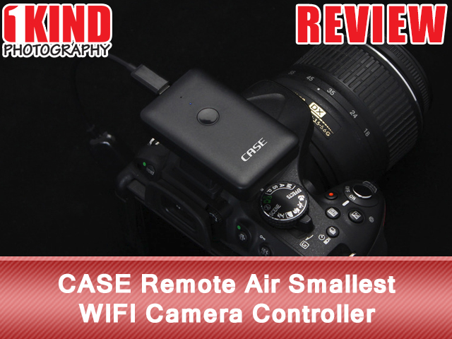 CASE Remote Air Smallest WIFI Camera Controller