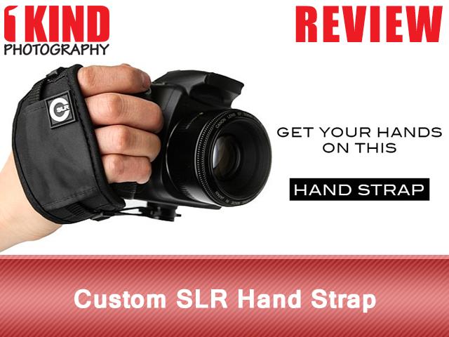 Custom SLR Hand Strap