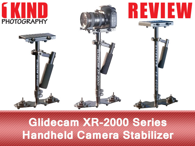 Glidecam XR-2000 Series Handheld Camera Stabilizer