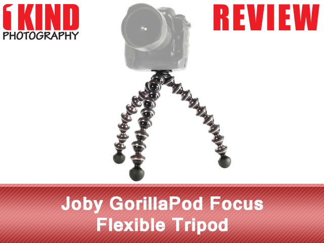 Joby GorillaPod Focus Flexible Tripod