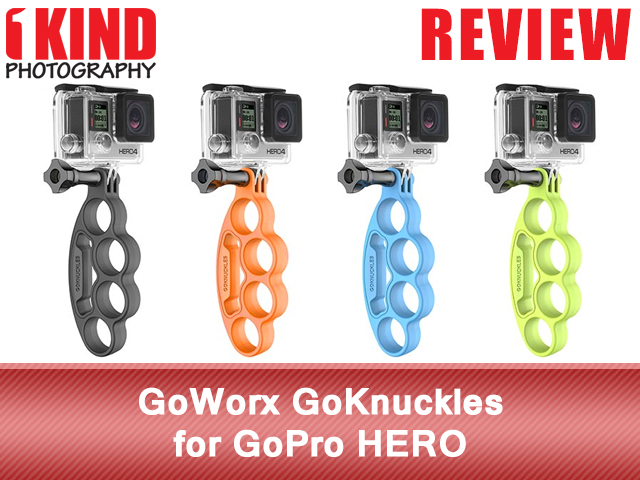GoWorx The Original Handle for GoPro HERO