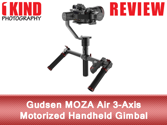 Gudsen MOZA Air 3-Axis Motorized Handheld Gimbal