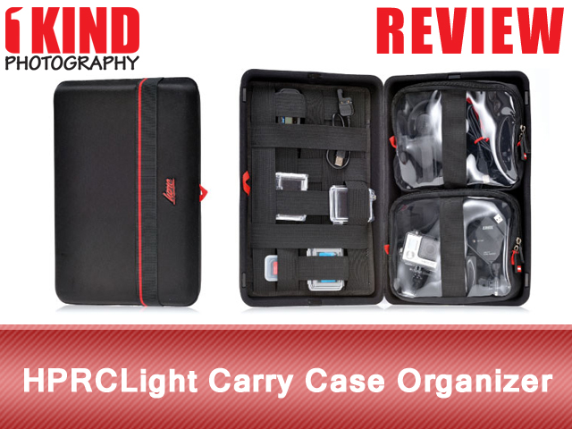 HPRCLight Carry Case Organizer