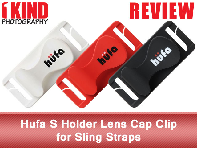 Hufa S Holder Lens Cap Clip for Sling Straps