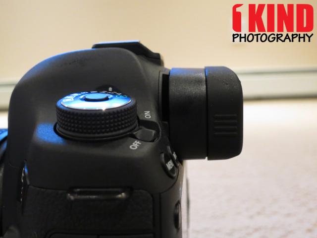DIY: Nikon/Canon DSLR Camera DK-17M Magnifying Eyecup