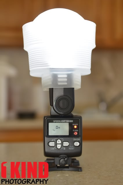 Review: Gary Fong GFLSC01 Lightsphere Collapsible Flash Diffuser