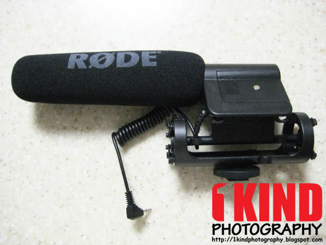 Review: Rode VideoMic Shotgun Directional Video Condenser Microphone