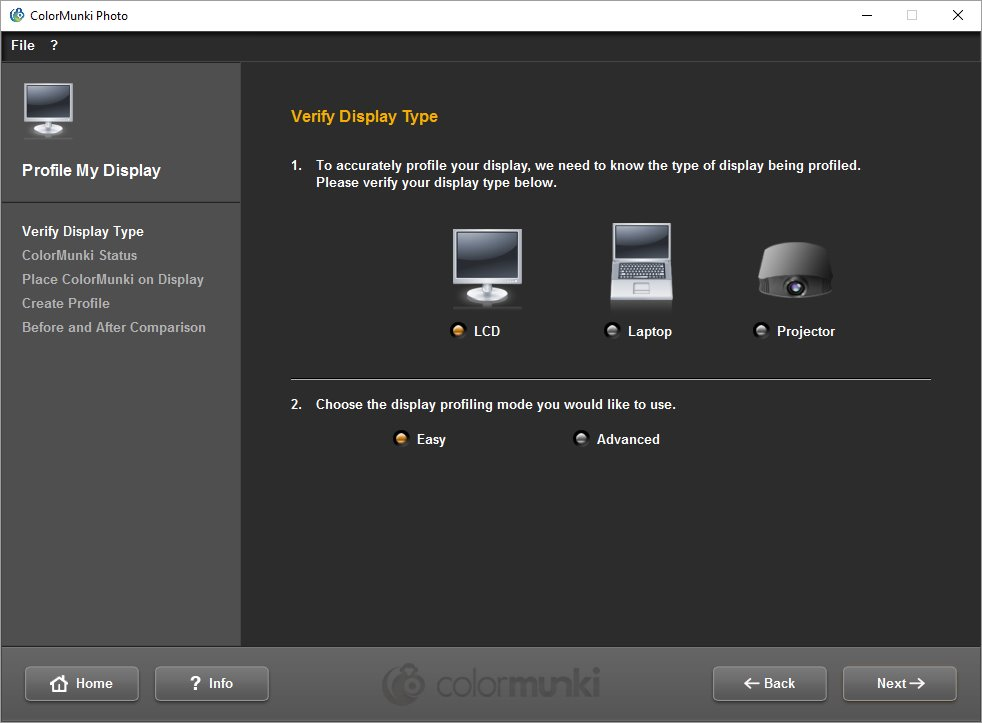 Review: X-Rite ColorMunki Photo - Camera Monitor Projector