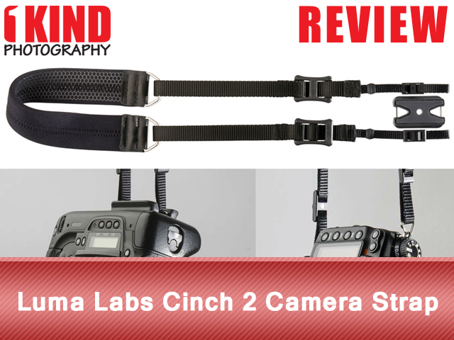 Luma Labs Cinch 2 Camera Strap