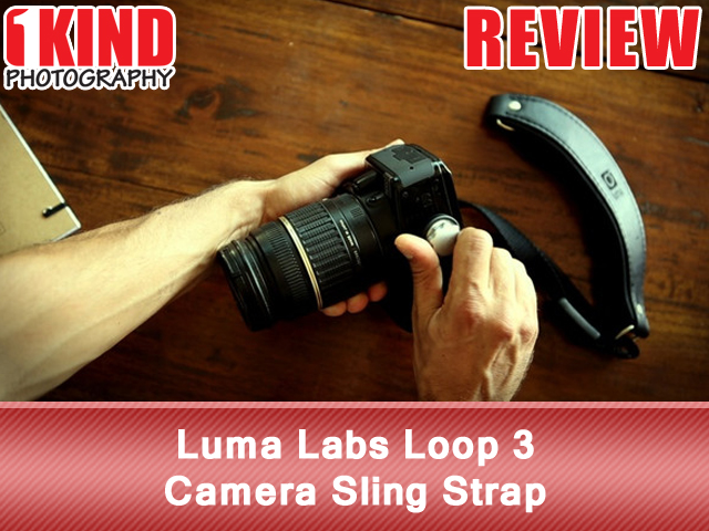 Luma Labs Loop 3 Camera Sling Strap