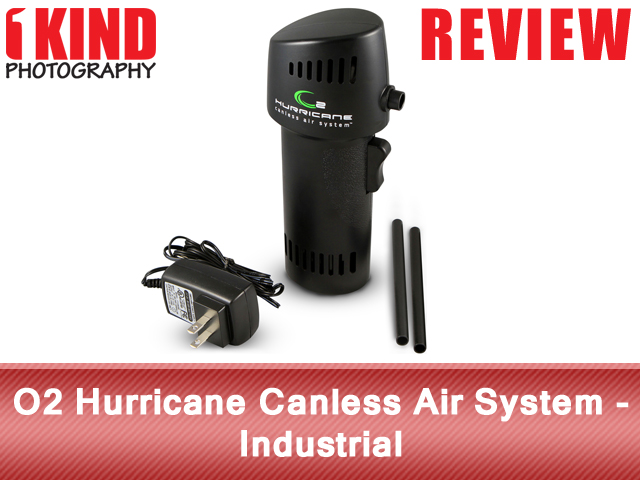 O2 Hurricane CANLESS AIR System - Industrial