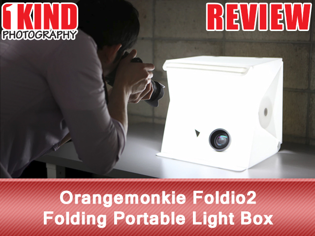Orangemonkie Foldio2 Folding Portable Light Box