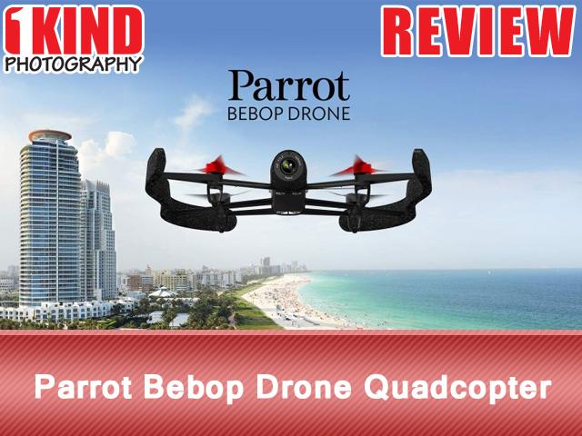 Parrot Bebop Drone Quadcopter