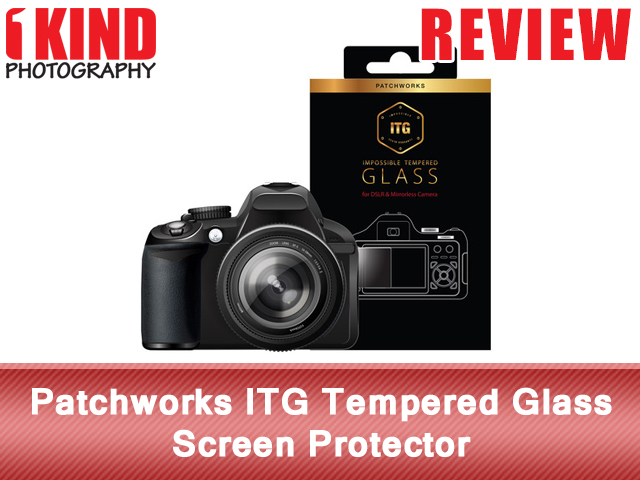 Patchworks ITG Tempered Glass Screen Protector