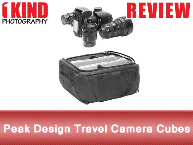 Peak Design Travel Camera Cubes