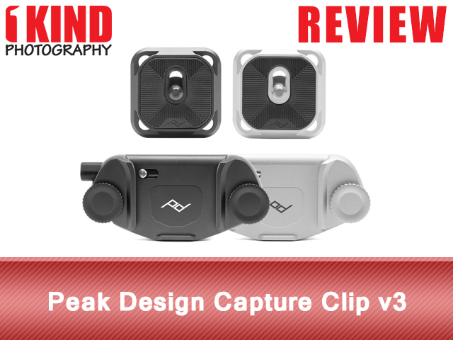 Peak Design Capture Camera Clip v3