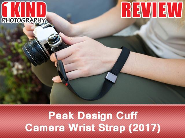 Peak Design Cuff Camera Wrist Strap (2017)