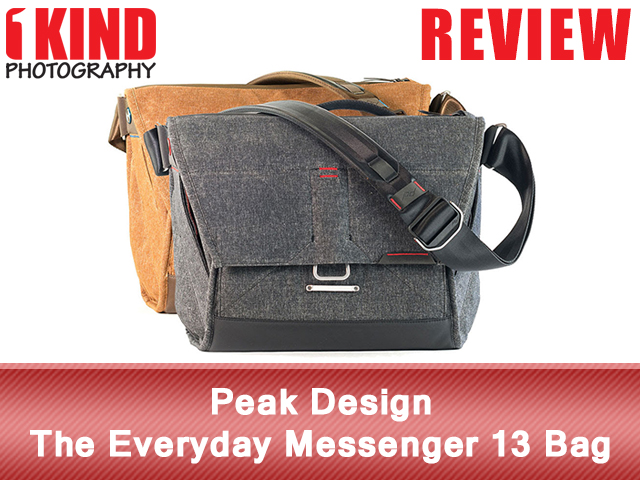 Peak Design The Everyday Messenger 13 Bag