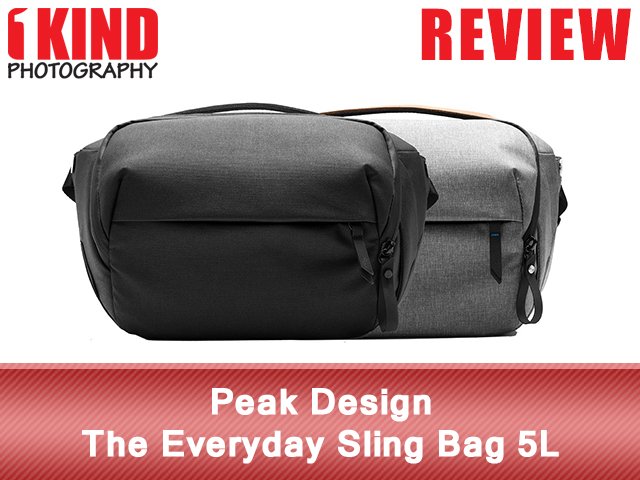 Peak Design The Everyday Sling Bag 5L