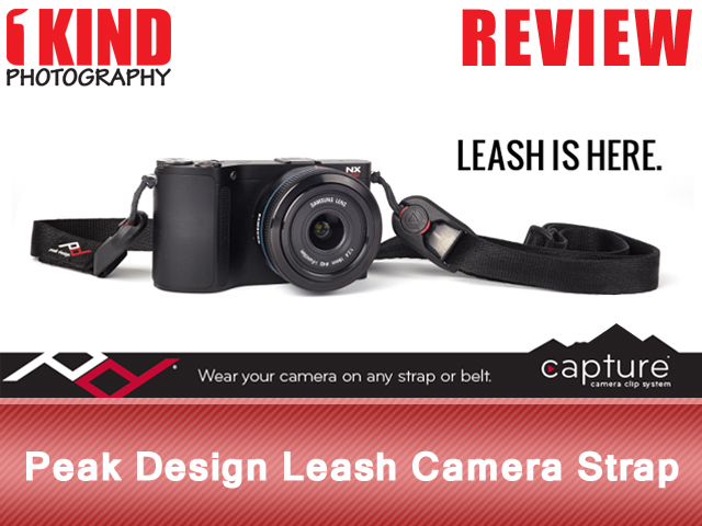 Peak Design Leash Camera Strap
