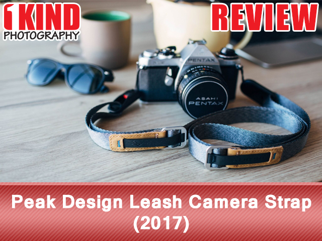 Peak Design Leash Camera Strap (2017)