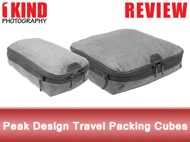 Peak Design Travel Packing Cubes