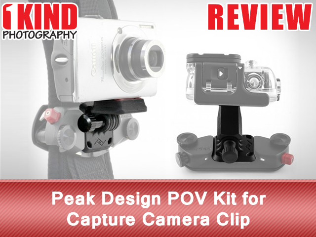 Peak Design POV Kit for Capture Camera Clip