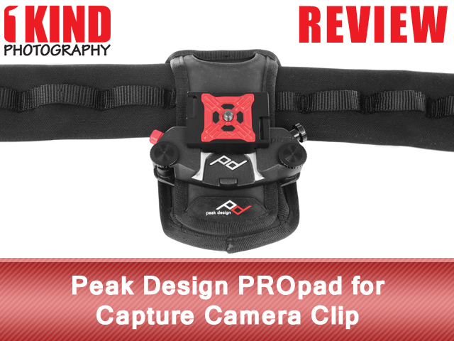 Peak Design Pro Pad for Capture Camera Clip