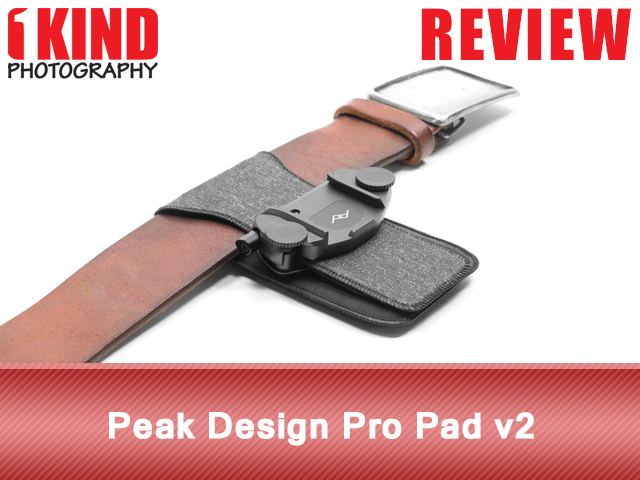 Peak Design Pro Pad v2 for Capture Camera Clip