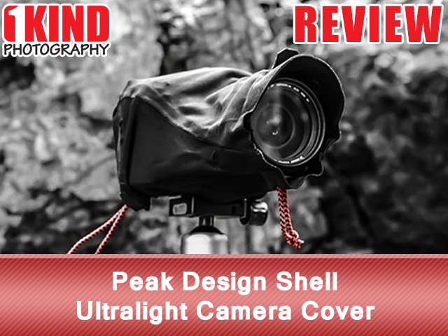 Peak Design Shell Ultralight Camera Cover