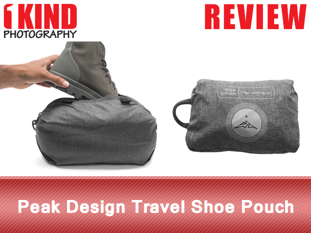 Review: Peak Design Travel Shoe Pouch