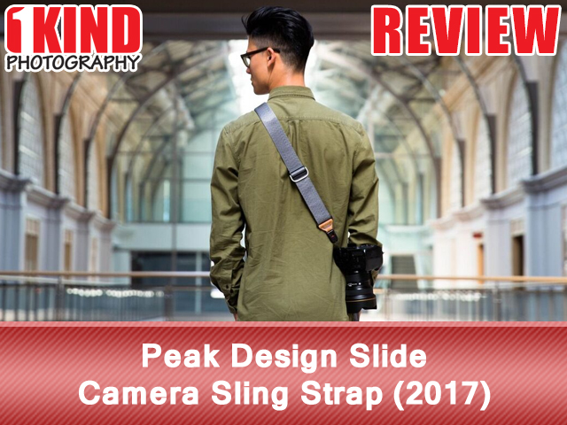Peak Design Slide Camera Sling Strap (2017)