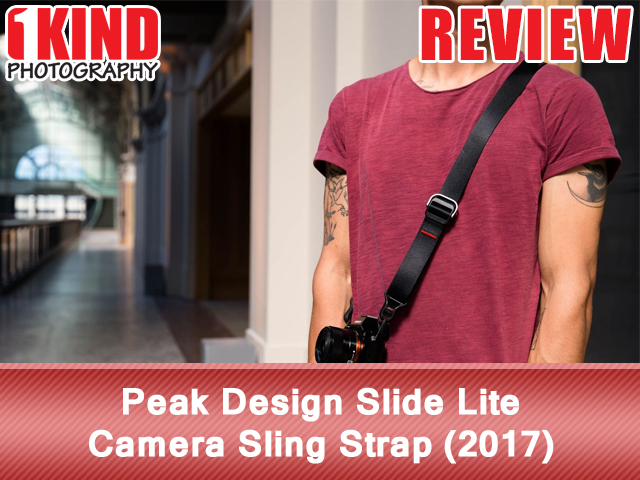 Peak Design Slide Lite Camera Sling Strap 2017