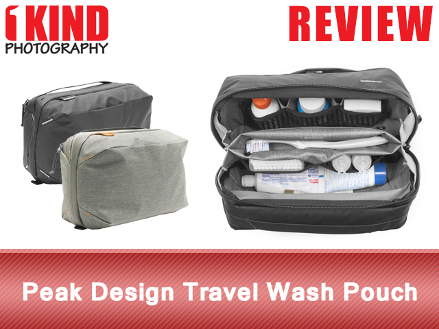 Review: Peak Design Travel Wash Pouch