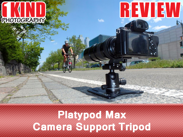 Platypod Max Camera Support Tripod