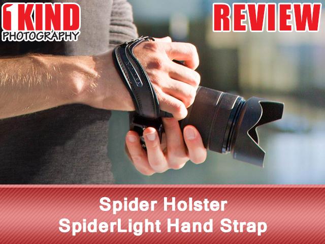 Spider Holster SpiderLight Hand Strap