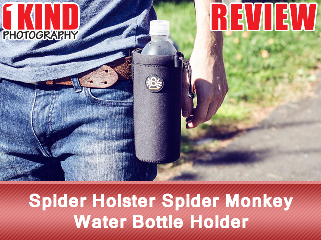 Spider Holster Spider Monkey Water Bottle Holder