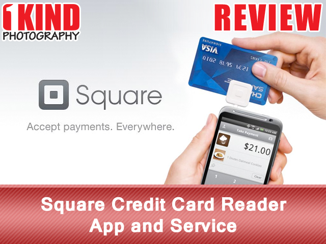 Square Credit Card Reader App and Service