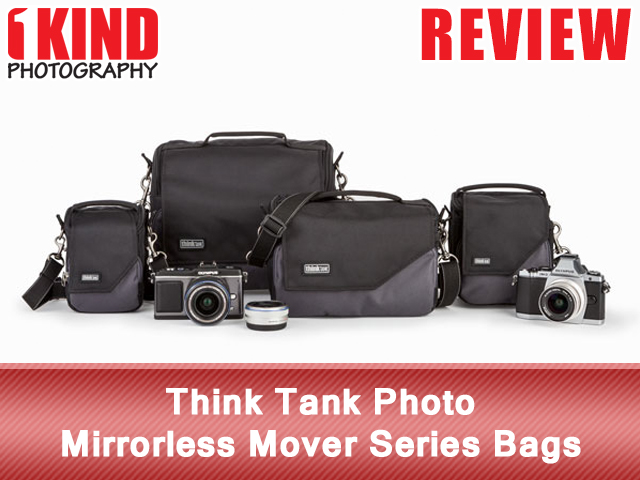 Think Tank Photo Mirrorless Mover Series Bags
